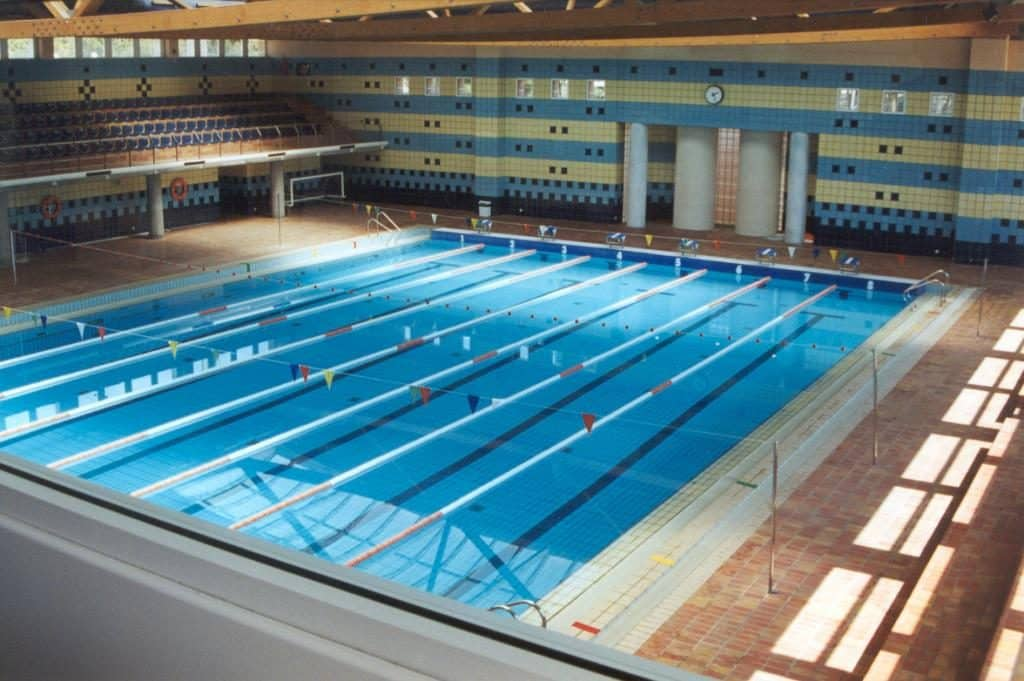 Monte Tossal Indoors Swimming Pool
